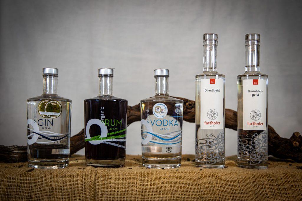 Bio Destillerie Mag. Farthofer Genuss Eck Villach