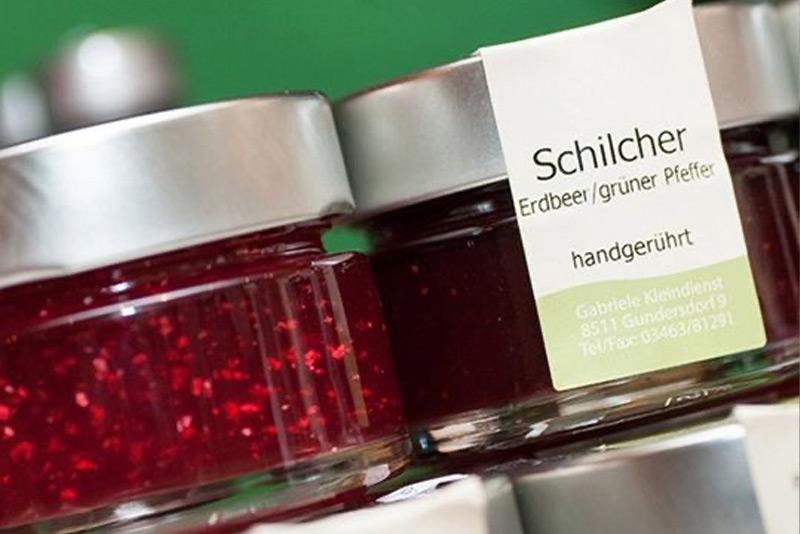 Handgerührte-Gelees-und-Sirup-von-Gabi-Kleindienst Genuss Eck Villach